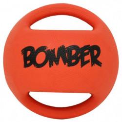 ZEUS Balle Micro Bomber 8-8,5 cm - Orange et noir - Pour chi