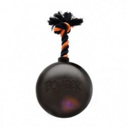 ZEUS Bombe avec ampoule a LED clignotante Bomber GM - Noir -