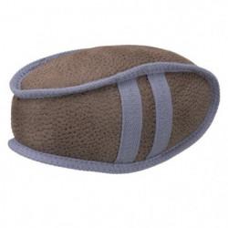 TRIXIE Ballon de rugby 20 cm - Marron et bleu - Pour chien