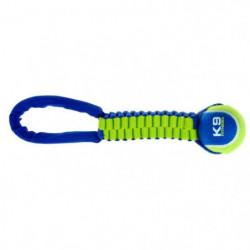 ZEUS Balle tennis 31 cm avec torsion remorqueur - Bleu et ve