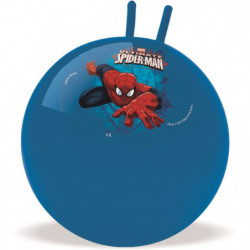SPIDERMAN - Ballon sauteur - Jeu de Plein Air - Garçon - A p