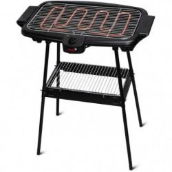 HARPER - BQS1000BLK - Barbecue Electrique - 2000W -  Noir