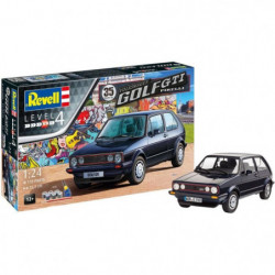 """REVELL Maquette Voitures """"35 Years VW Golf GTI Pirelli"""" 5694"""