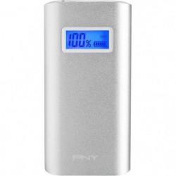 Pny Power bank Batterie de secours 5200 mAh - Alu Digital