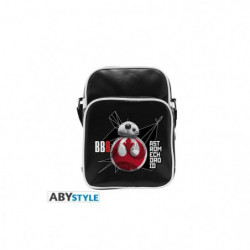 Sac Besace Star Wars - BB8 E8 - Vinyle Petit Format - ABYsty