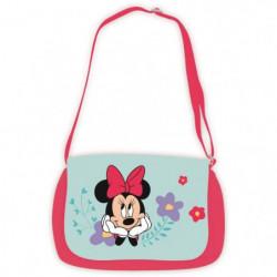 Jemini Disney Minnie sac besace en peluche h.22 x l.30 cm po