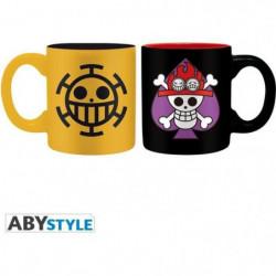 Set de 2 mugs One Punch Man - 2 mugs a espresso - 110 ml - A
