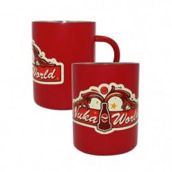 Mug Fallout 76 Nuka-World Steel