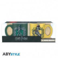 Set de 2 mugs Harry Potter - 2 mugs a espresso - 110 ml - Se