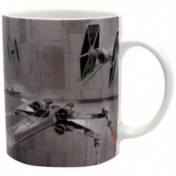 Mug Star Wars - 320 ml - X-Wing VS Tie Fighter- avec boîte -