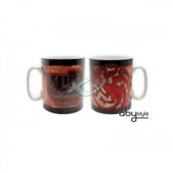 Mug Games Of Thrones - 460 ml - Targaryen - porcelaine avec