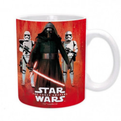 Mug Star Wars - 320 ml - Kylo Ren & Troopers - avec boite -