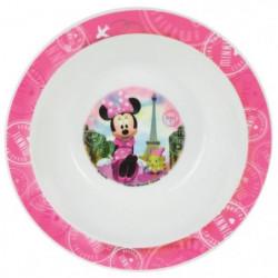 Fun House Disney Minnie bol micro-ondable pour enfant