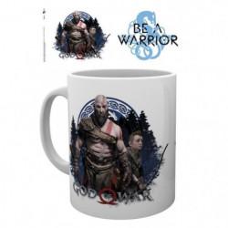 Mug God Of War - Be a Warrior