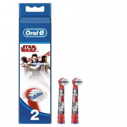 Oral-B Stages Brossettes avec personnages Star Wars x2