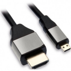 APM 590457 Câble HDMI Mâle / Mâle - 1,8 metre