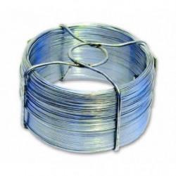 Fil en acier galvanisé - L 40 m x Ø 1,3 mm