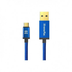 Xtreme Mac Câble 1,2 m Reversible USB-C vers USB-A