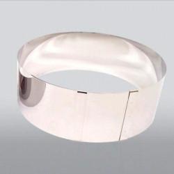 PATISSE Cercle a pâtisserie extensible - Ø 18-30 x H - 9 cm
