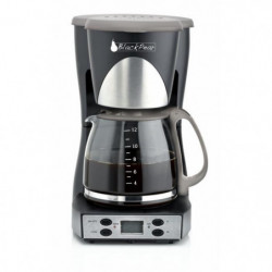BLACK PEAR BCM 950 Cafetiere programmable 10/12 tasses 1000W