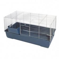 KERBL Cage Baldo Flat 100 pour rongeurs - 100x53x46cm