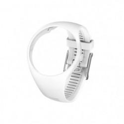 POLAR Bracelet pour Montre M200 - Blanc - Taille S/M