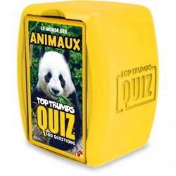TOP TRUMPS - Quiz Animaux 500 questions - Version française