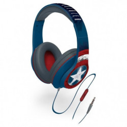 CAPTAIN AMERICA casque audio enfant Stéréo - Microphone inté