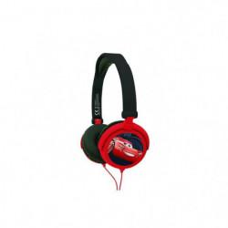 LEXIBOOK - CARS - Casque Audio Stéréo, Puissance sonore Limi