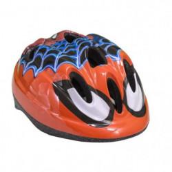 SPIDERMAN Casque de vélo - Enfant - Orange