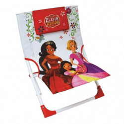 Fun House Disney elena d'avalor chaise de plage pour enfant