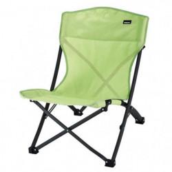 TRIGANO Chaise de plage pliante - Vert kiwi