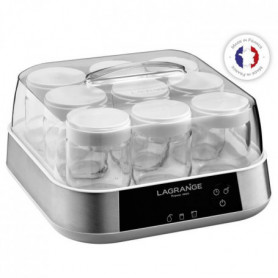 LAGRANGE 459601 LIGNE  Yaourtiere-fromagere 18 W Inox