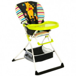 WINNIE L'OURSON Chaise haute Mac Baby Deluxe - Disney Baby