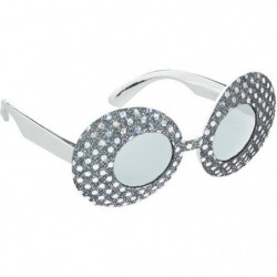 AMSCAN Lunettes fantaisie Strass