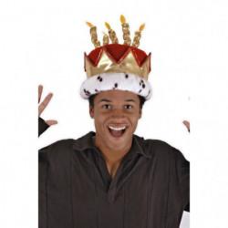CESAR Chapeau Le roi gâteau anniversaire Pour Adulte