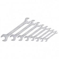 COGEX Lot de 8 clés plates 6/22mm