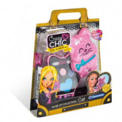 CLEMENTONI Crazy Chic - Mini palette de Maquillage Enfant -