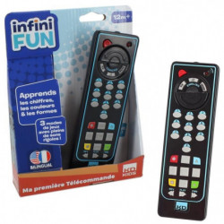 TALDEC Infini Fun - Télécommande Educative Bilingue