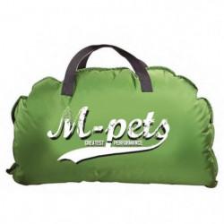 M-PETS - Coussin Bilbao - Vert - L - Pour chien