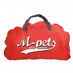 M-PETS - Coussin Bilbao - Rouge - S - Pour chien