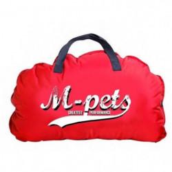 M-PETS - Coussin Bilbao - Rouge - M - Pour chien