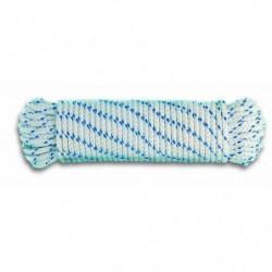 Corde polypropylene tressée - Résistance a la rupture indica
