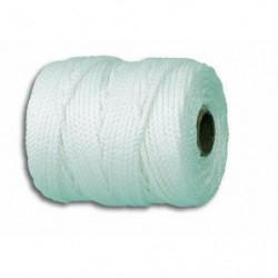 Ficelle en polyamide tressée - L 50 m - Ø 1,5 mm