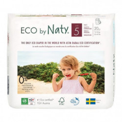 NATY Culottes d'apprentissage - Taille 5 - 12 a 18 kg - Lot