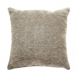 Coussin Intense - 45 x 45 cm - Marron sable