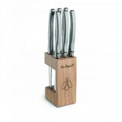 AMEFA Bloc de 6 couteaux steaks Gamme Tradition - Inox