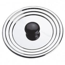 EQUINOX Couvercle anti-projection - 12-14-16 cm - Gris