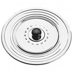 EQUINOX Couvercle anti-projection - 16-18-20 cm - Gris