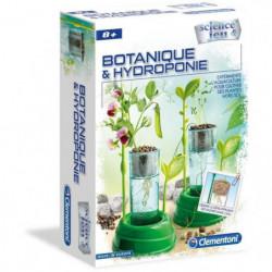 CLEMENTONI Science & Jeu -Botanique et Hydroponie - Jeu scie